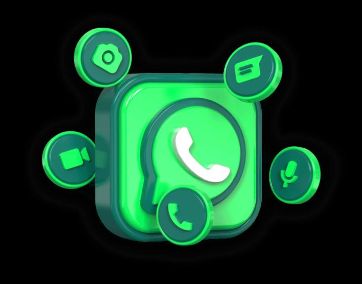 hellopaisa - Whatsapp 3d icon