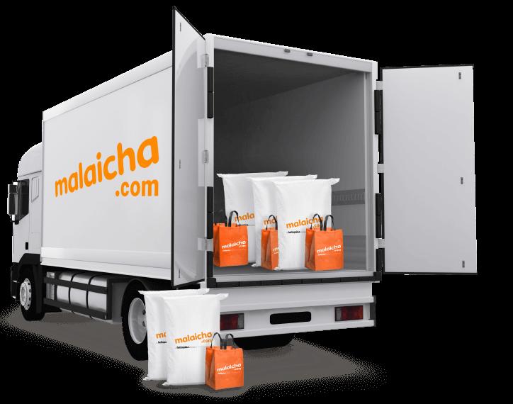 malaicha.com truck creative